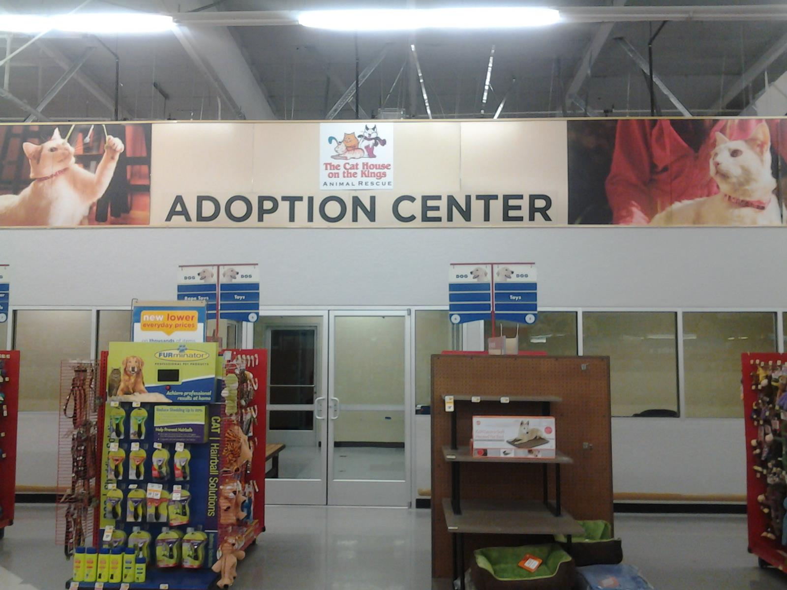 Petco Adoption Center Grand Opening Feb 15th 2013