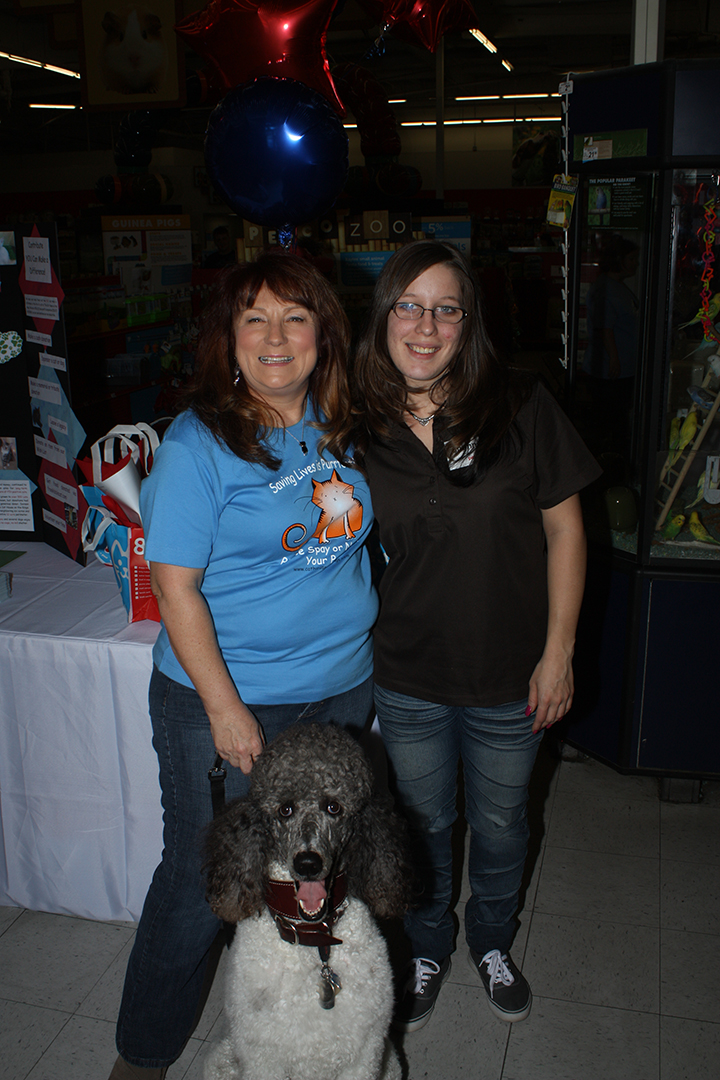 Petco Adoption Center Anniversary Party - Click to enlarge