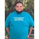 Men's Green Can't Fix Stupid T-shirt