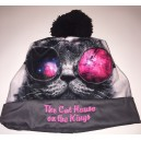 Sunglasses Cat Beanie
