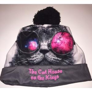 Sunglasses Cat Beanie